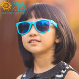 US RealKidsShades / rks children's UV sunglasses sunglasses tide male and female baby student