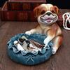 狗 工艺品摆件 欧式