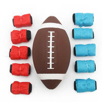 Junior football 3rd children's game flag football American football inflatable ball toddler students