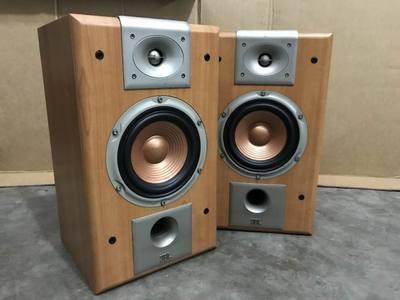 二手原装美国 JBL S26 发烧HIFI书架音箱6.5寸中低音