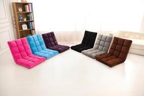 阳台懒人沙发靠背椅沙发叠小睡椅客厅家具办公室居家舒服无味风格