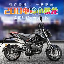 国四新款小暴龙摩托车150200特技车街车跑车小怪兽小猴子厂家直销
