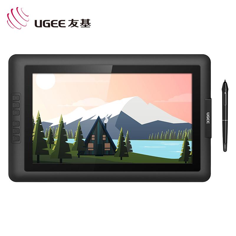 新升级友基UM16数位屏手绘屏电脑绘图屏绘画屏数位板手绘板手写屏