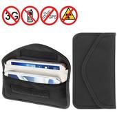 新款通用双层手机防辐射信号屏蔽袋 屏蔽袋手机休息袋5.5寸6寸