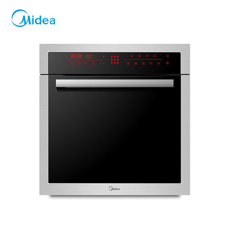 Midea/美的 ET1065SS-80SE嵌入式电烤箱家用大容量镶嵌式烘焙烤炉