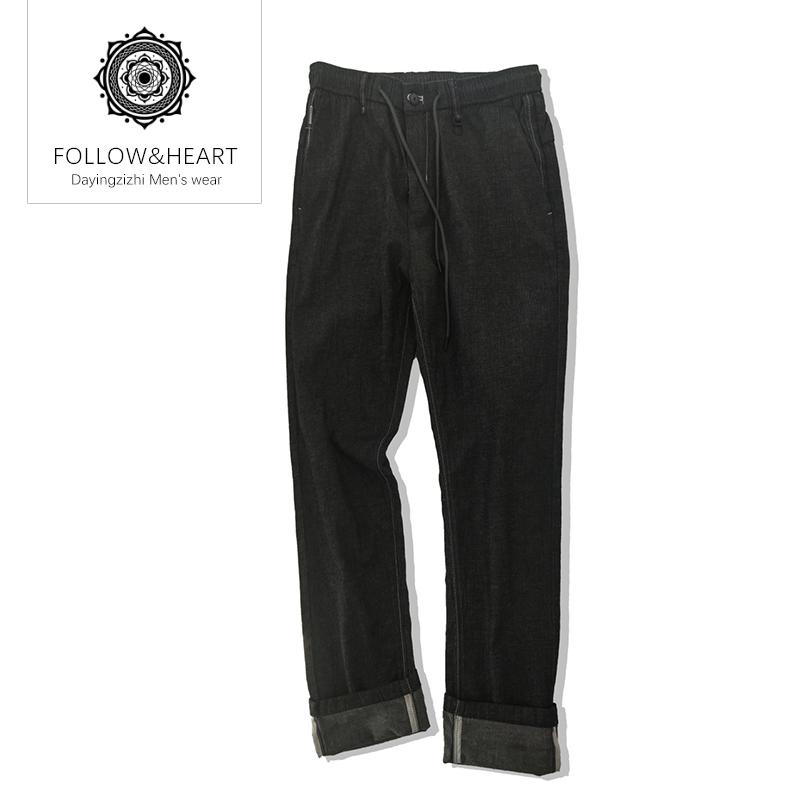高端精品休闲裤