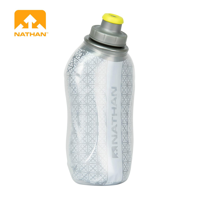NATHAN户外越野跑背包配件跑步手持速写隔热运动水壶535ml 4005N