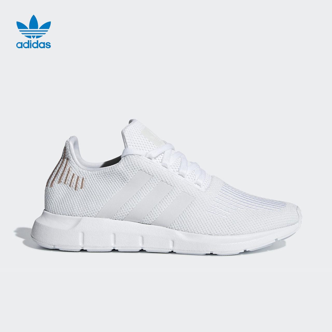 adidas Originals阿迪三叶草2018女子Swift Run W休闲鞋B37719