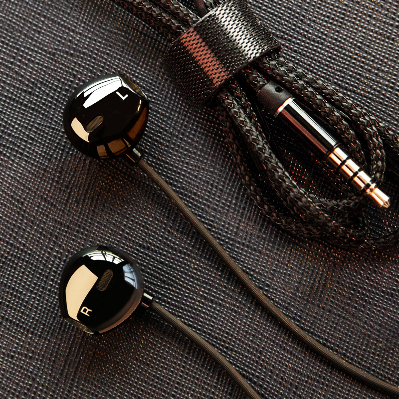 【拍下58元】倍思耳机入耳式vivo原装正品oppo手机苹果6华为通用k歌有线女x9男r11半耳塞安卓6s小米r9s麦x21