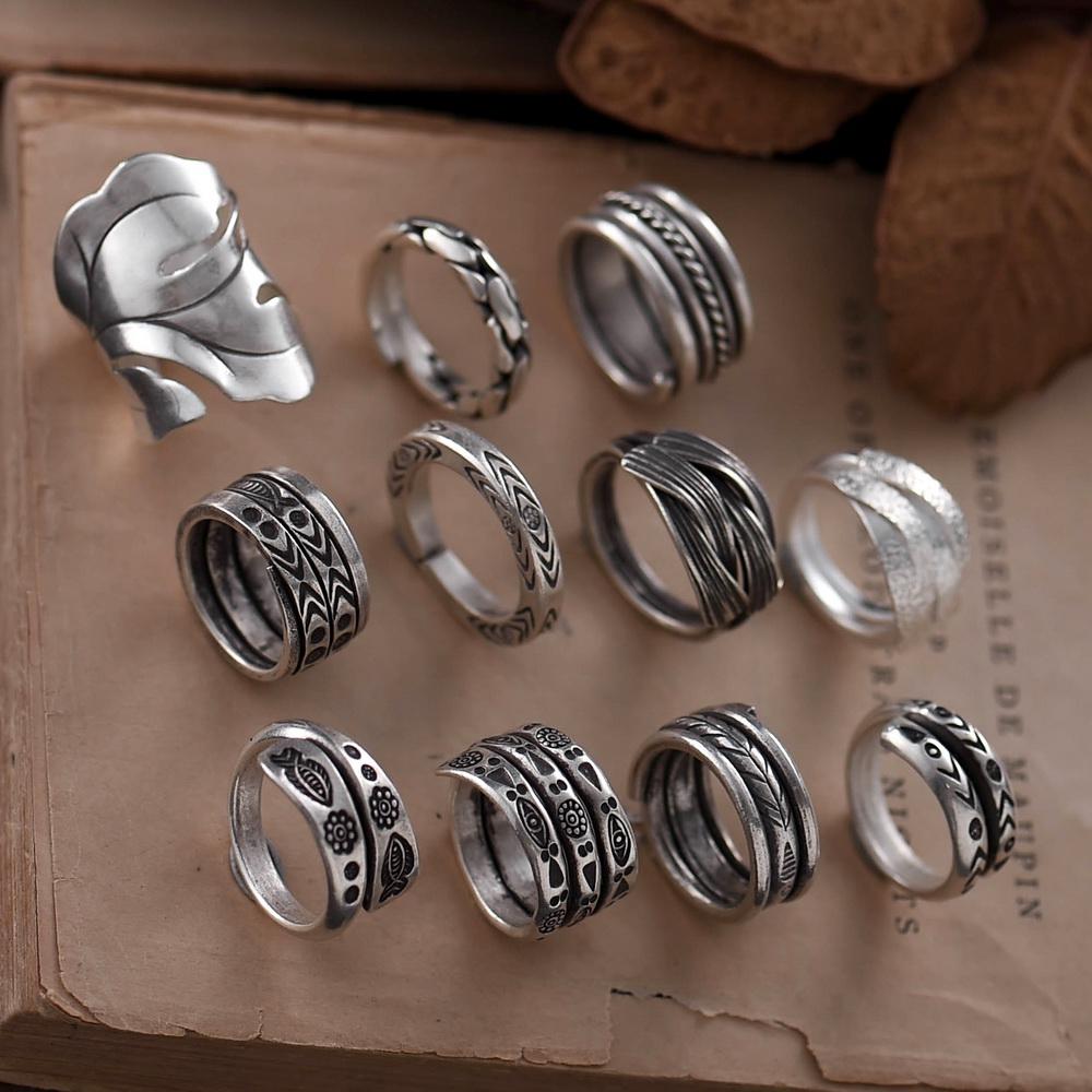 手工戒指泰國