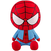 Marvel spider 3 man plush toy doll guard cervical deformable U-shaped pillow siesta travel pillow neck protector neck pillow