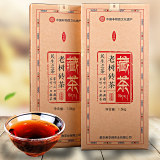 Buy 3 send 1 Tibetan tea black tea Ya'an Tibetan tea old tree brick tea Sichuan Tibetan tea old side tea big tea factory 1500g