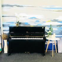 钢琴大人初学者u1二手钢琴雅马哈立式钢琴大人家用品牌雅马哈钢琴