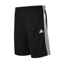 阿迪达斯adidas跆拳道男子夏新款运动裤休闲短裤跑步训练五分裤