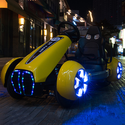 新款儿童电动车四轮儿童车玩具