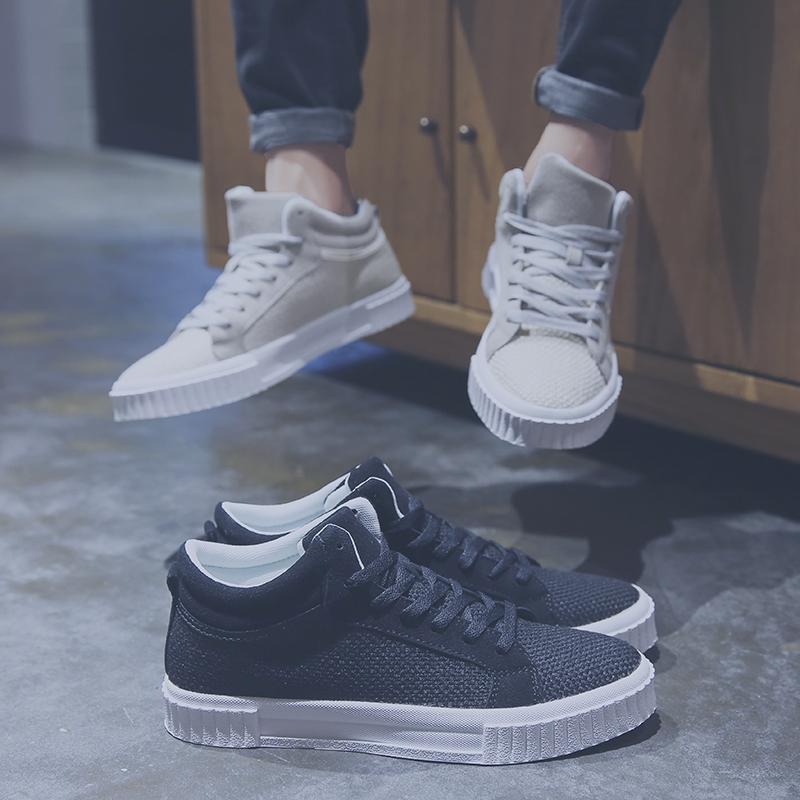 男韩版鞋棉