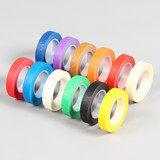 Color masking paper tape PVC dust-free die diy decorative car sticker decoration spray coating film separation color