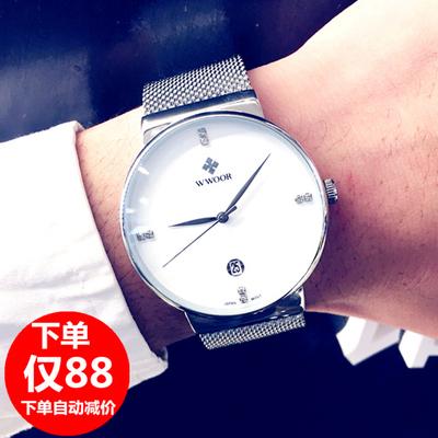 欧美石英手表
