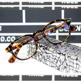 平光镜余文乐眼镜框复古潮男眼镜架黑框眼镜豹纹约翰尼德普