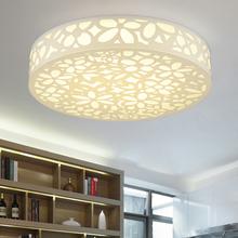 圆形温馨浪漫房间餐厅主卧室内客厅吸顶灯具家用照明造型家居灯饰