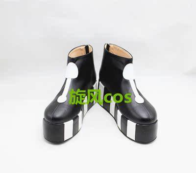 编号B8515 凹凸世界 雷德cosplay鞋 cos鞋来图定做