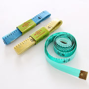 1.5 meters clothing ruler tape measure tape measure mini ruler measuring clothes waist circumference bust square meter