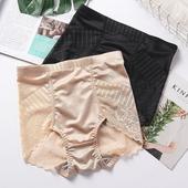 头塑形束缚收胃提臀收腹内裤 薄款 产后中高腰收腹裤 塑身美体无痕裤图片
