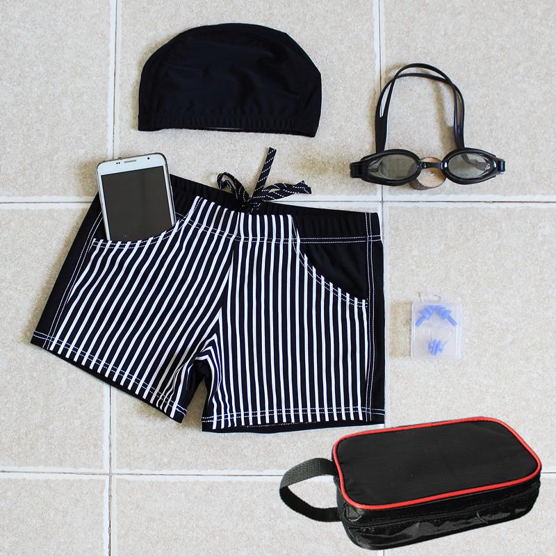 韩版泳衣泳帽