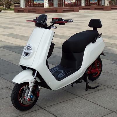 大金牛电动车72V电摩小龟王两轮60V电动踏板摩托车男女成人电瓶车爆款