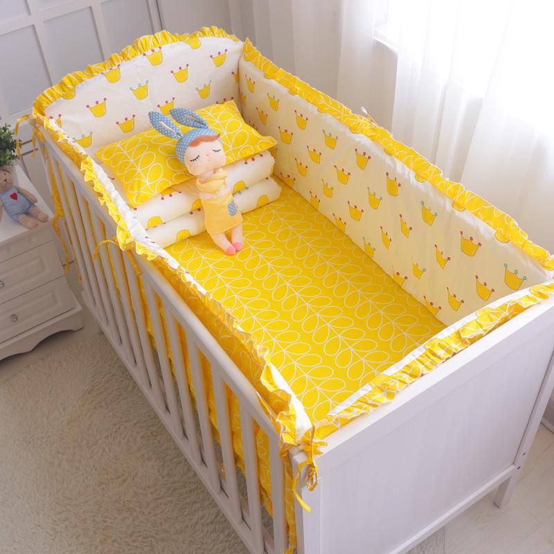 婴儿床全棉被子宝宝