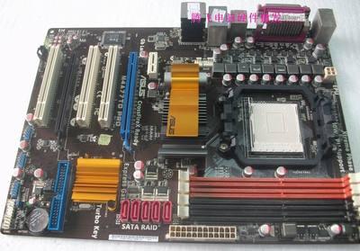 华硕M4A77TD PRO 770全固态独立大板AMD三代主板AM3支持一键开核品牌排行榜