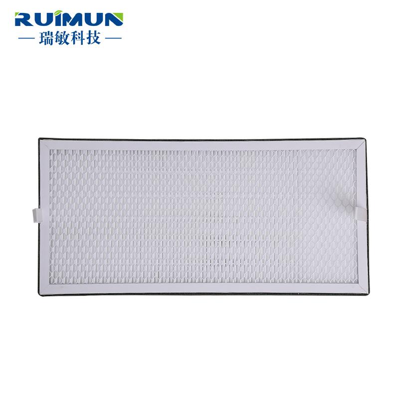 瑞敏 艾灸烟雾净化过滤器耗材焊锡净化器过滤棉中效高效过滤芯