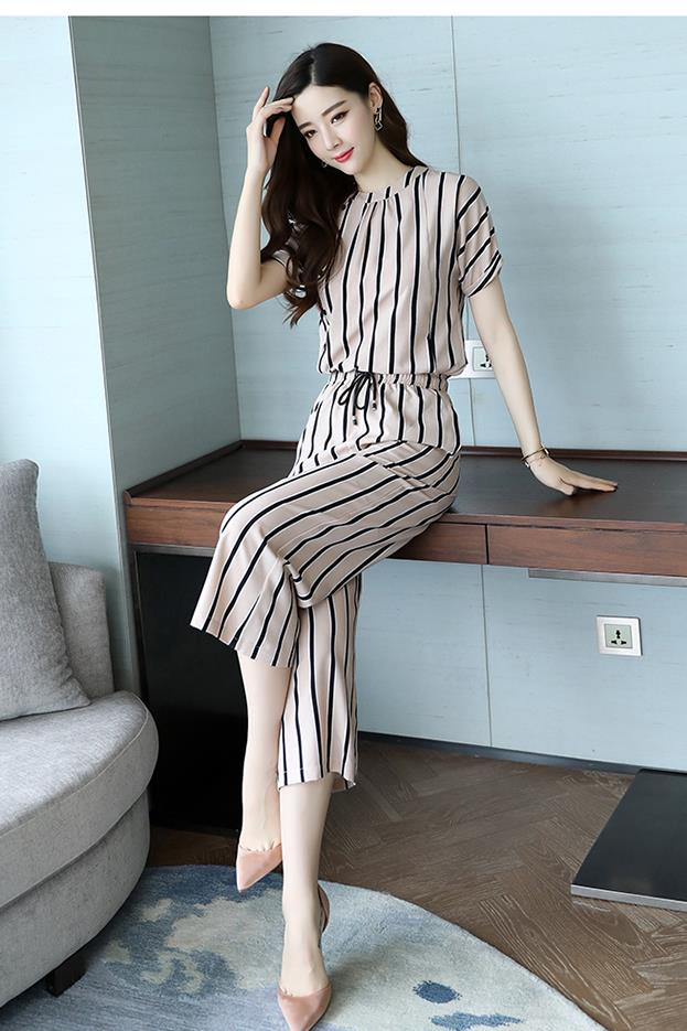 Workplace femininity women's casual fashion suit 2018 summer office white collar