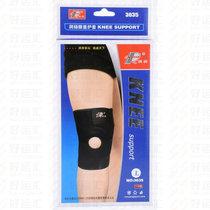酷然登山护膝篮球跑步羽毛球骑行男女款夏季户外运动弹簧护具装备
