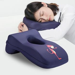 办公室午睡枕趴趴枕记忆棉趴睡枕学生午休枕抱枕小枕头睡觉神器