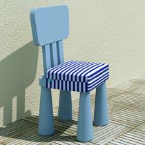 儿童可升降椅学习椅小学生写字椅可调节椅子靠背椅家用坐姿矫正椅