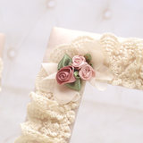 3 from the Korean tassel switch stickers high-end creative wall socket cover garden fabric lace