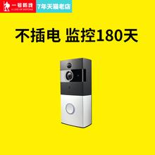 家庭监控手机远程摄像头 家用监控器无线WiFi 室内夜视高清射像头