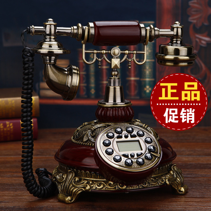家用仿古电话机