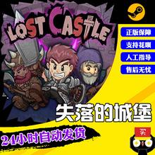國產游戲 Lost Castle 城堡 PC中文正版 失落 steam 自動秒發