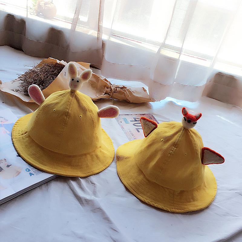 帽子渔夫帽儿童