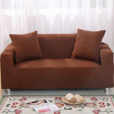 纯色全包沙发套素色全改沙发垫简约现代沙发巾单人三人贵妃套