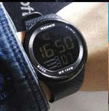 运动手表跑步计时器