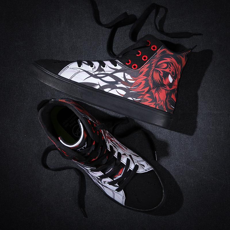 滑板街舞鞋