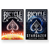 Bicycle CARDS with single license plate gazers sunspot fashion CARDS
