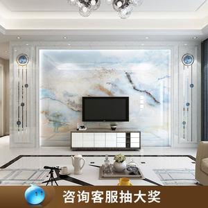唐梦 现代简约微晶石电视背景墙瓷砖客厅欧式影视墙装饰 璀璨星空