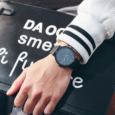 防皮带手表