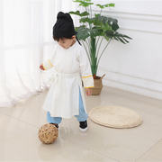 Children's croquet handmade rattan rattan making ancient football decorative ball Myanmar imported crafts