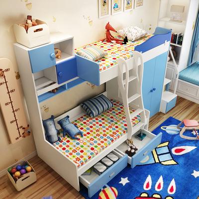 高低床上下床储物品牌旗舰店