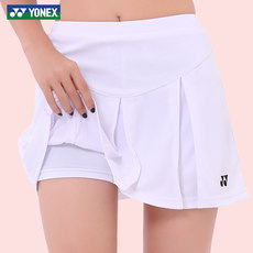 YONEX Younix Badminton Clothes Short Skirt Women Sports Skirts and Pants Lining Anti-Walking YY Genuine 220015